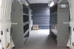 Work Vans and Trucks